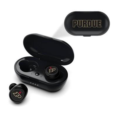 NCAA Purdue Boilermakers True Wireless Bluetooth Earbuds