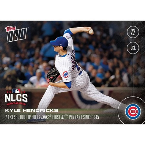MLB Chicago Cubs Kyle Hendricks #614 2016 Topps NOW Trading Card - image 1 of 2