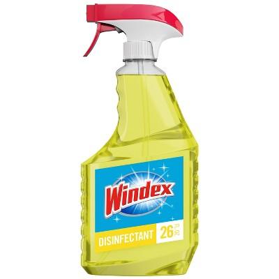 Windex Disinfectant Cleaner Multi-Surface Citrus Fresh Spray - 26 fl oz