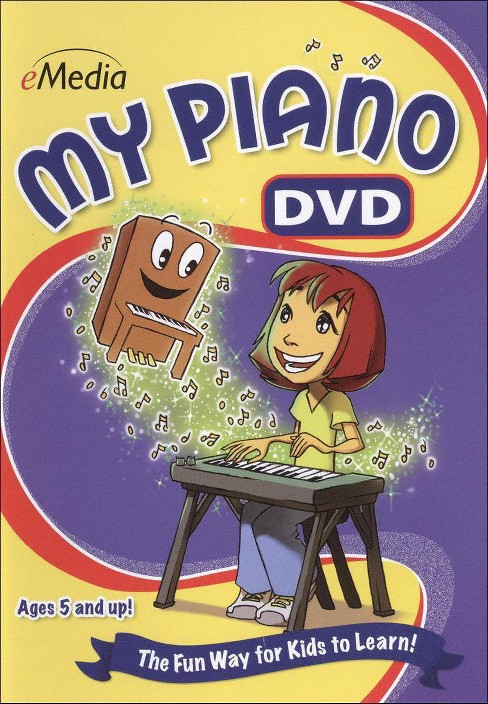 My piano (DVD) - image 1 of 1