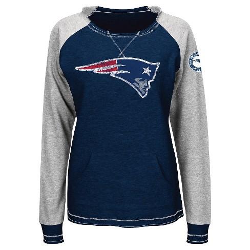 New England Patriots Women's Activewear Sweatshirt XL - image 1 of 1