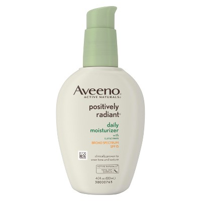 The Aveeno facial cleansers