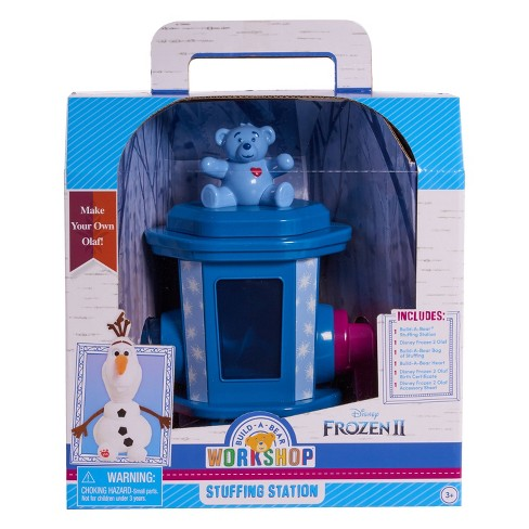 Build-A-Bear Workshop Disney Frozen Stuffing Station With Olaf Plush - image 1 of 4