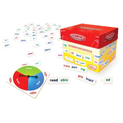 Junior Learning Syllabuilders - The Syllable Game - image 1 of 4