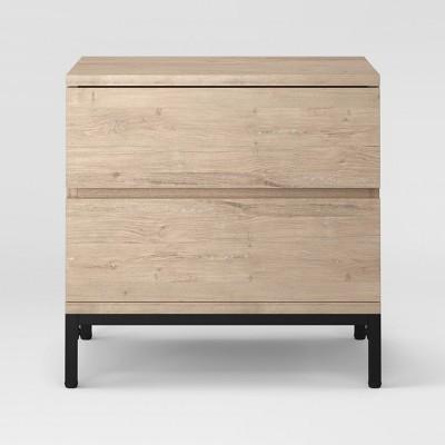 Loring Nightstand Vintage Oak - Project 62™