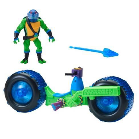 Rise of the Teenage Mutant Ninja Turtles Shell Hog with Leonardo - image 1 of 4
