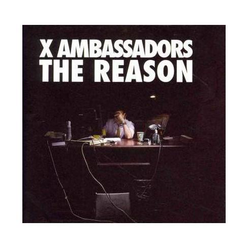 X Ambassadors - The Reason (CD)