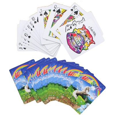 Accoutrements Unicorn Novelty Playing Cards | 52 Card Deck