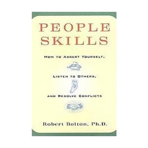 People Skills Reissue Paperback Robert Bolton Target