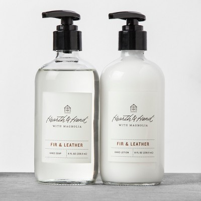 Hand Soap Fir & Leather - Hearth & Hand™ with Magnolia