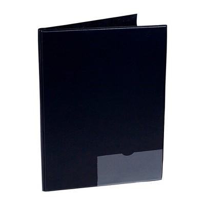 "Marlo Plastics Band and Orchestra Concert Folder 10"" X 14"" - Black"
