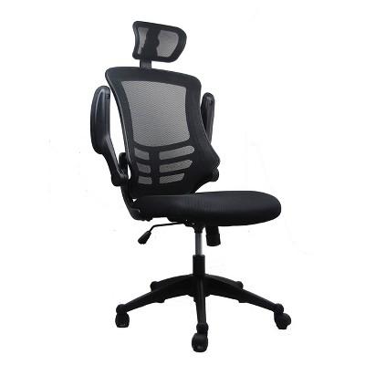 Charmant Modern Task Chair Black   Techni Mobili