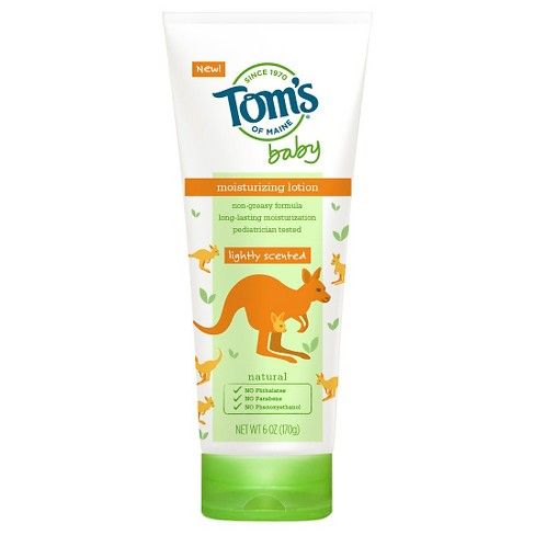 Tom's of Maine 6 oz Baby Lotion - image 1 of 1