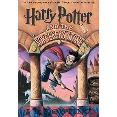 Harry Potter and the Sorcerer's Stone by J. K. Rowling (Paperback)