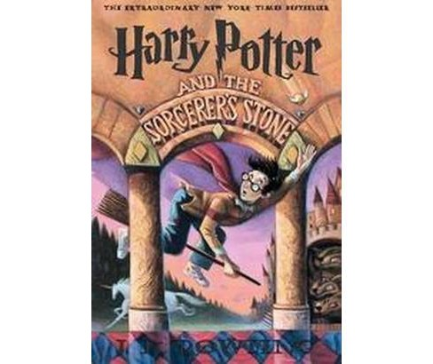 Harry Potter and the Sorcerer's Stone (Paperback) by J. K. Rowling - image 1 of 1
