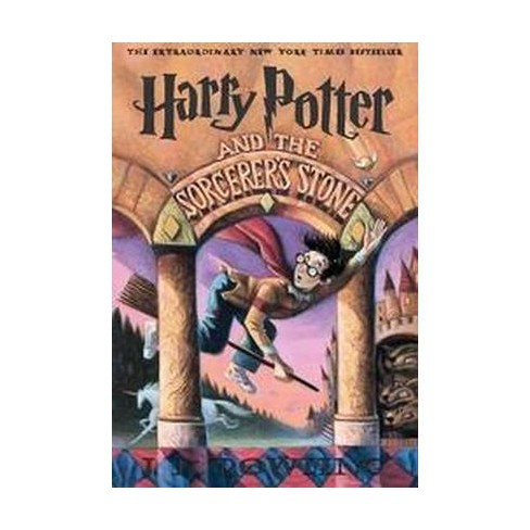 Harry Potter and the Sorcerer's Stone by J. K. Rowling (Paperback) - image 1 of 1