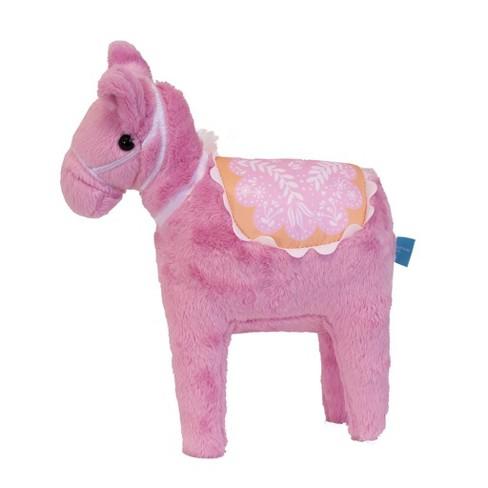 Manhattan Toy Dala Horse - Pink - image 1 of 3