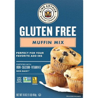 King Arthur Flour Gluten Free Muffin Mix - 16oz