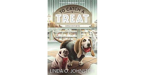 To Catch a Treat (Paperback) (Linda O. Johnston) - image 1 of 1