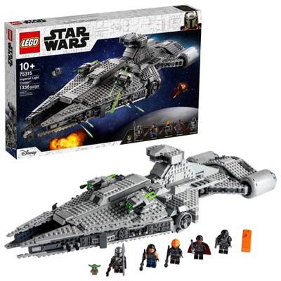 LEGO Star Wars Imperial Light Cruiser 75315 Building Kit