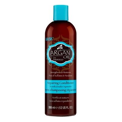 Shampoo & Conditioner: Hask Argan Oil Repairing