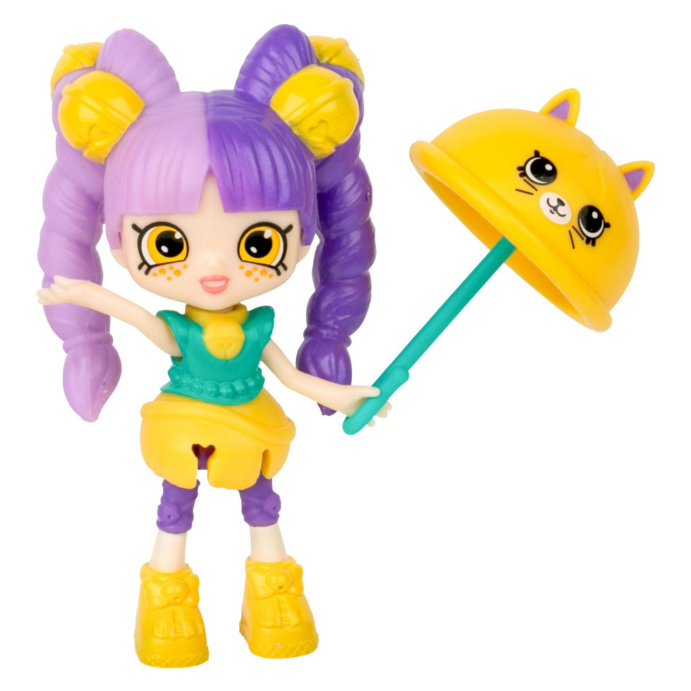 Happy Places Shopkins Lil' Shoppie Doll - Isabell