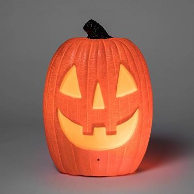 15'' Haunted Pumpkin Halloween Decorative Holiday Scene Prop - Hyde & EEK! Boutique™