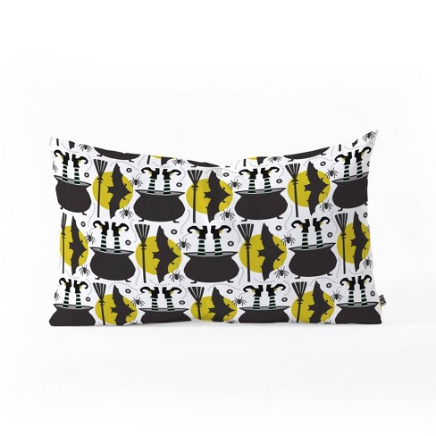 Heather Dutton Witching Hour Oblong Throw Pillow - Deny Designs - image 1 of 2