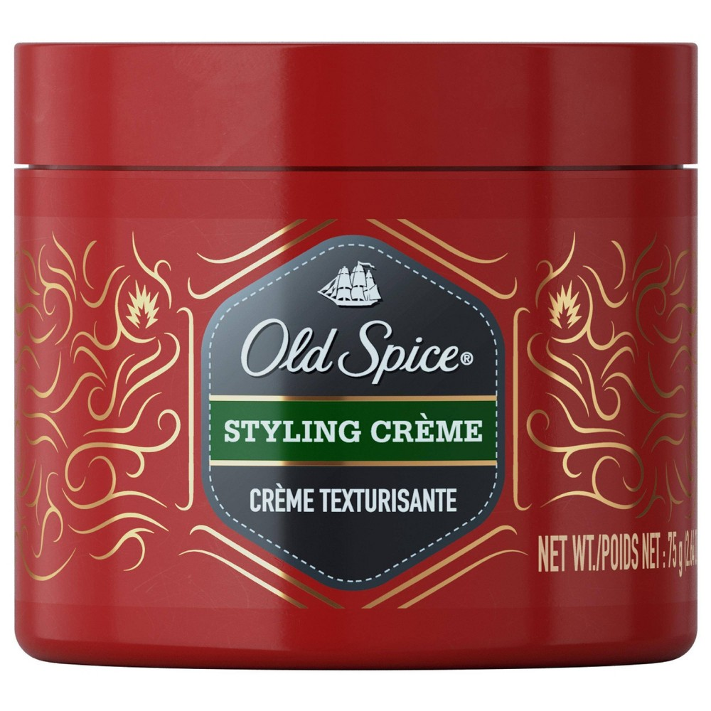 Image of Old Spice Cruise Control Styling Cream - 2.64oz