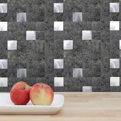 DIP Design is Personal 10pk Mosaic Tiles 12'' x 12'' Backsplash