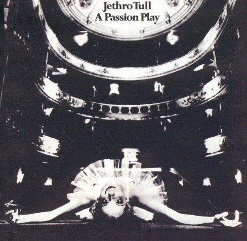 Jethro tull - A passion play (CD) - image 1 of 2