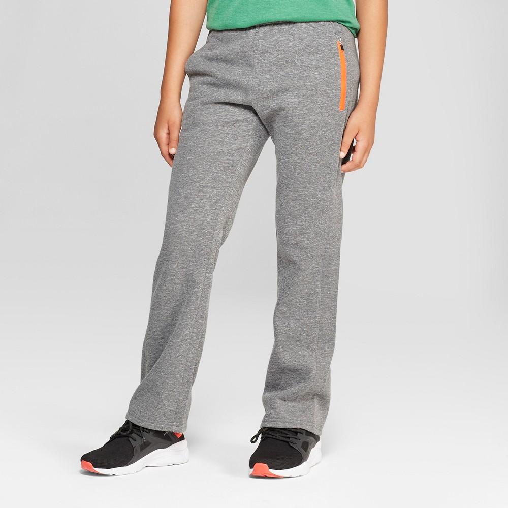 Boys' Tech Fleece Pants - C9 Champion Black Heather M