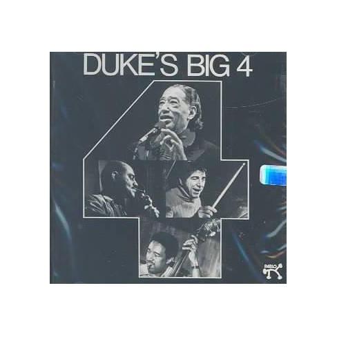 Ellington & Pass & Brown - Dukes Big Four (CD) - image 1 of 1