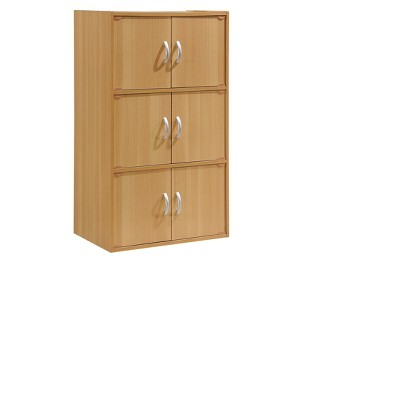 Storage Cabinet Neutral - Hodedah Import