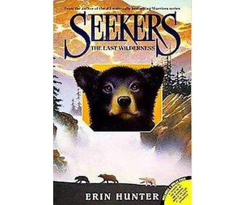 Last Wilderness (Reprint) (Paperback) (Erin Hunter) - image 1 of 1