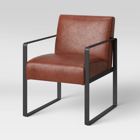 Kino Metal Arm Accent Chair - Project 62™ - image 1 of 4