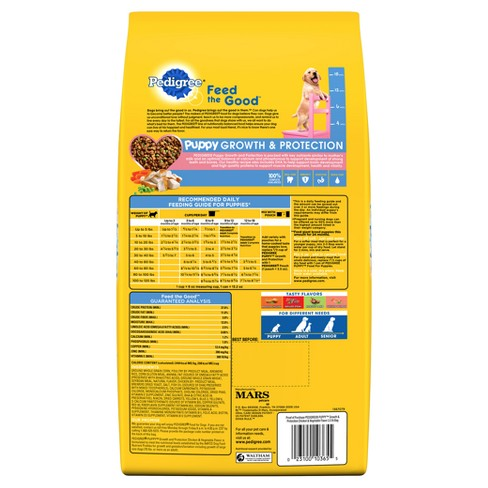 Pedigree Puppy Complete Nutrition Dry Dog Foo Target