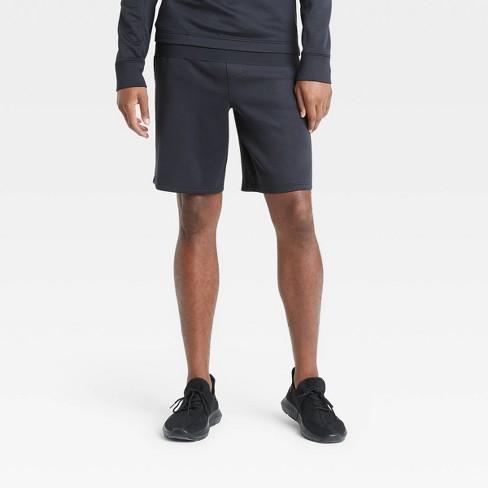 Men S 9 Tech Fleece Shorts All In Motion Black Xxl Target