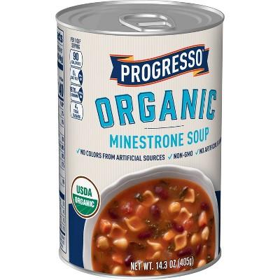 Soup: Progresso Organic