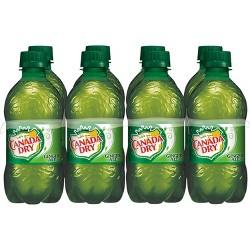 Canada Dry Ginger Ale - 8pk/12 fl oz Bottles