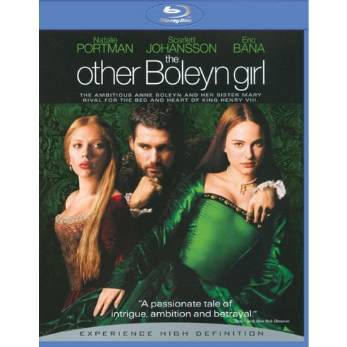 The Other Boleyn Girl (Blu-ray) - image 1 of 1