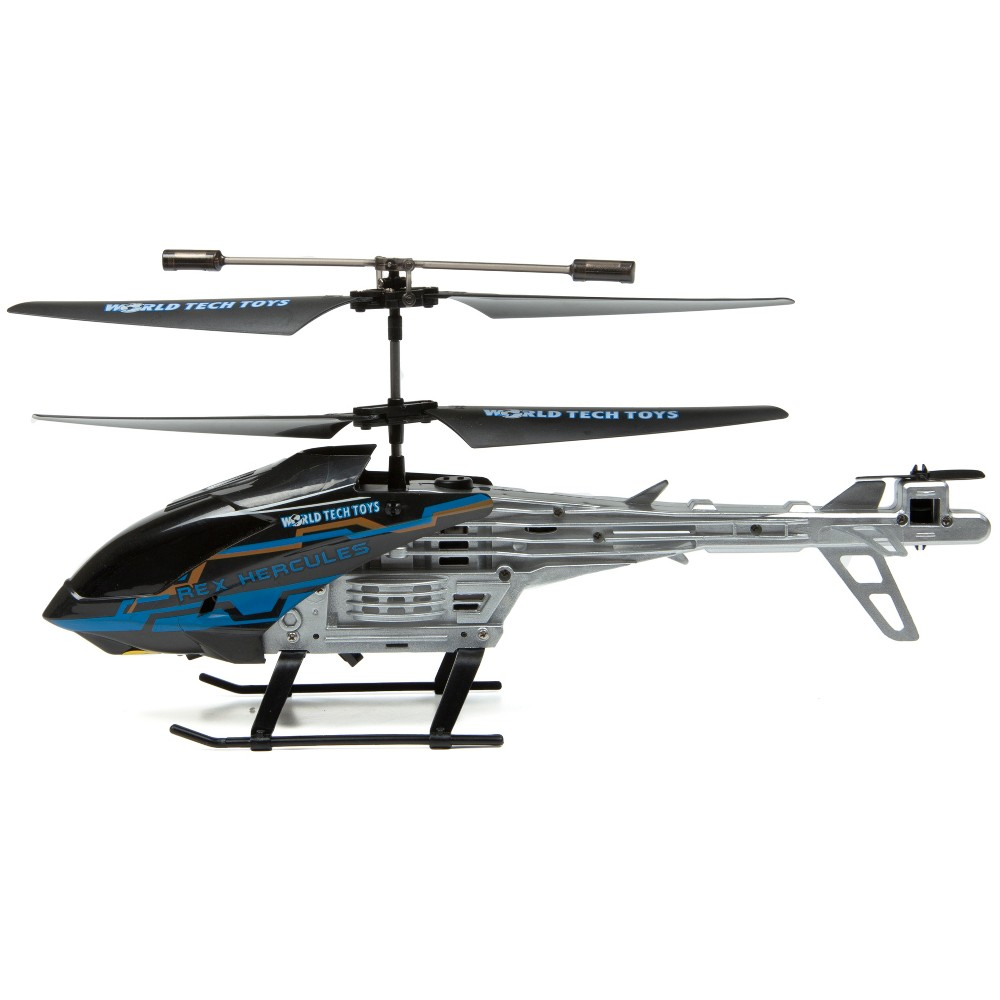 Rex Hercules Unbreakable 2CH IR Remote Control RC Helicopter