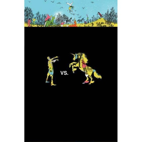 Zombies vs. Unicorns - (Hardcover) - image 1 of 1