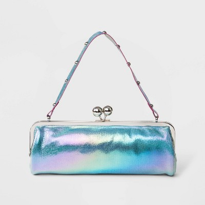 Stella & Max Kiss Lock Framed Clutch