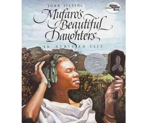 Mufaro's Beautiful Daughters : An African Tale (Hardcover) (John Steptoe) - image 1 of 1