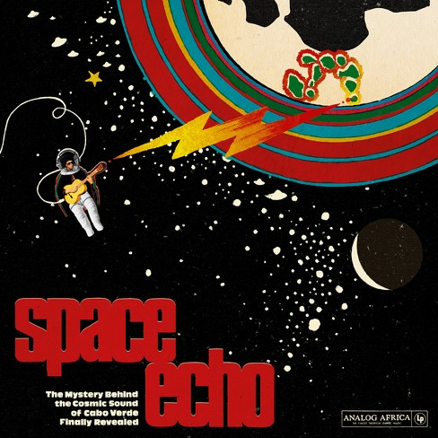 Various - Space echo:Mystery behind the cosmic (CD) - image 1 of 1