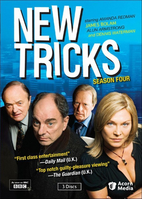 New Tricks:Season 4 (DVD) - image 1 of 1