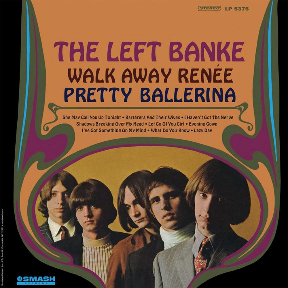Left Banke - Walk Away Renee (CD)