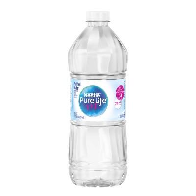 Water: Nestlé Pure Life