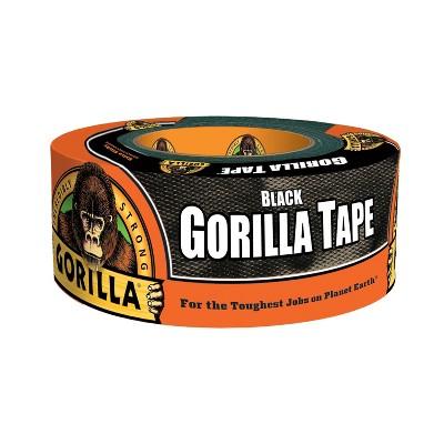 Gorilla 10 yard Duct Tape Black